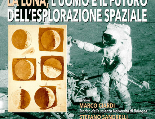 La Luna, l'uomo e il futuro dell'esplorazione spaziale, Sabato 15 Febbraio a Lucca