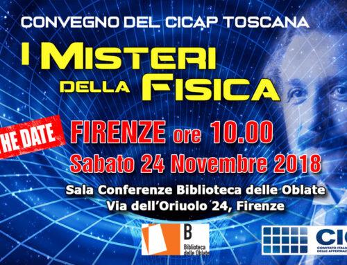III Convegno regionale del Cicap Toscana