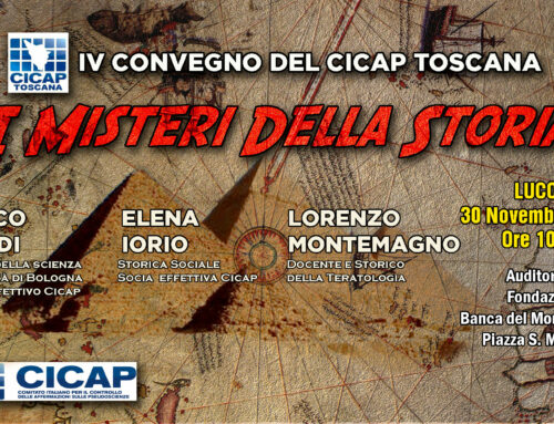 IV convegno regionale del Cicap Toscana
