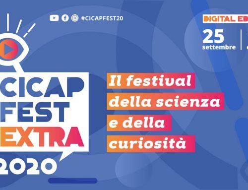 CICAP FEST – EXTRA 2020 Torna il Festival della scienza e della curiosità in digital edition!