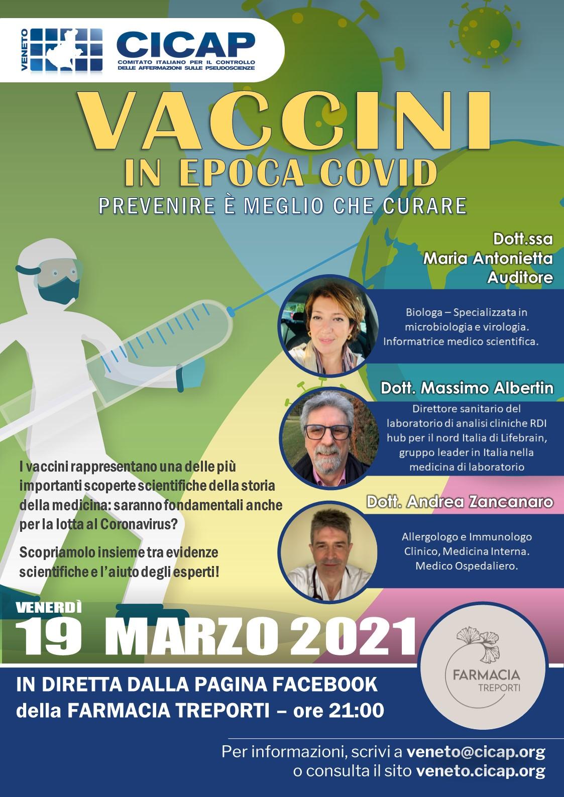 Locandina Conferenza