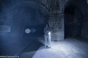 FOTO 5 - Giulia. Immagine test, al buio, senza filtri IR